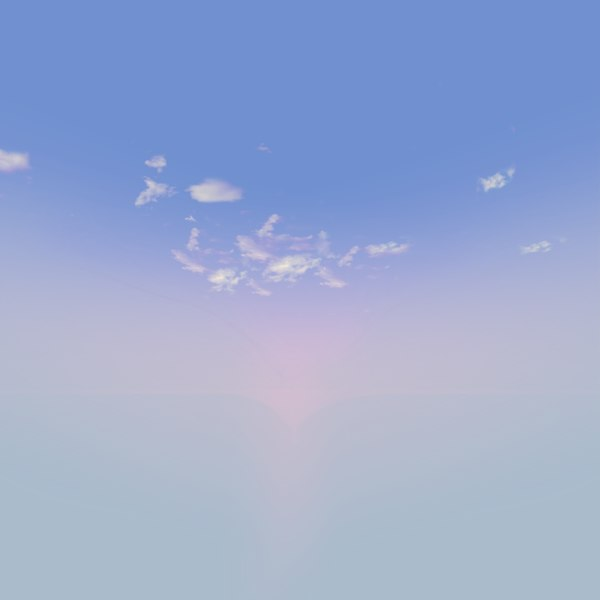 Clear Blue Skybox